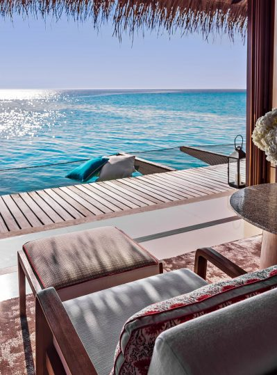 One&Only Reethi Rah Luxury Resort - North Male Atoll, Maldives - Overwater Villa Ocean View