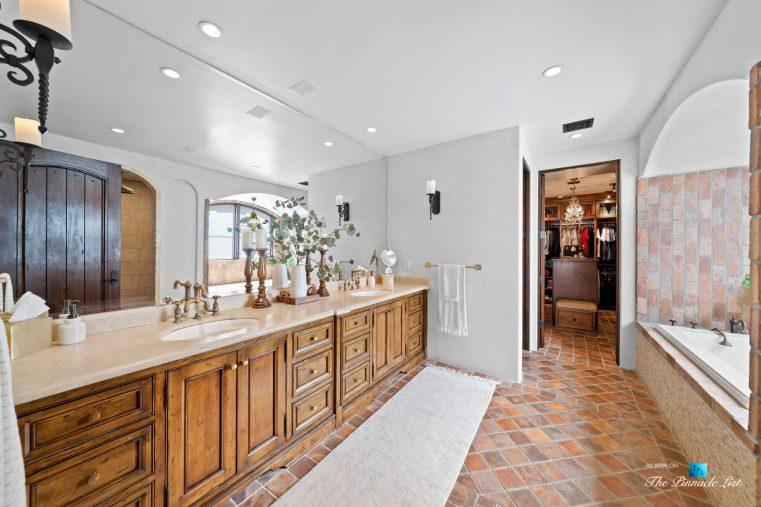216 7th St, Manhattan Beach, CA, USA - Luxury Real Estate - Coastal Villa Home - Master Bathroom