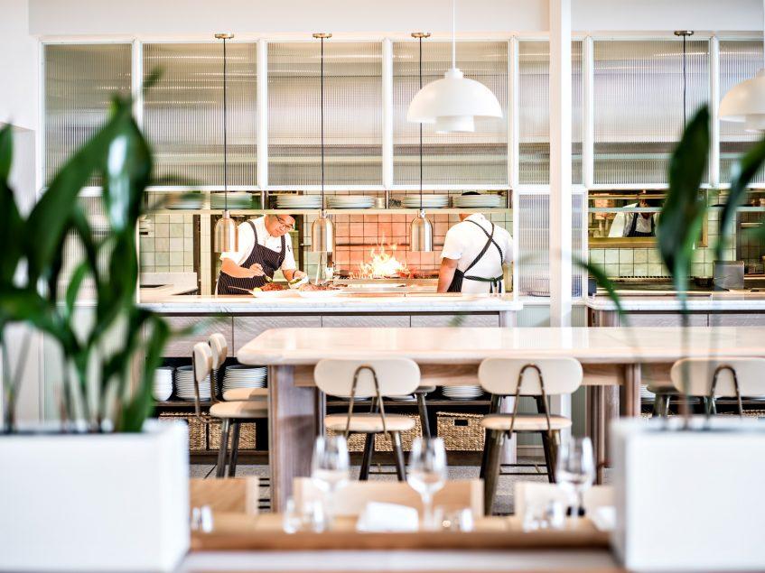 InterContinental Hayman Island Resort - Whitsunday Islands, Australia - Kitchen Pacific Restaurant