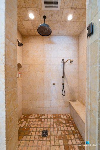 216 7th St, Manhattan Beach, CA, USA - Luxury Real Estate - Coastal Villa Home - Master Bathroom Shower