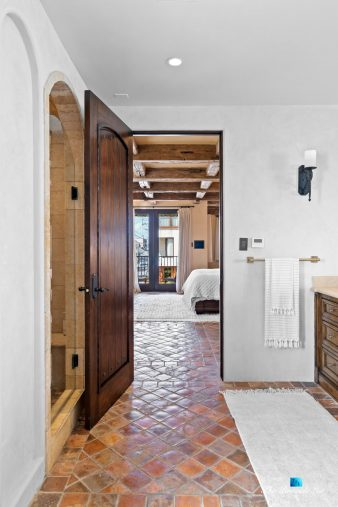 216 7th St, Manhattan Beach, CA, USA - Luxury Real Estate - Coastal Villa Home - Master Bathroom and Bedroom