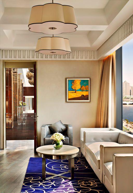 The St. Regis Tianjin Luxury Hotel - Tianjin, China - Riviera Restaurant - Grand Deluxe Bride Room