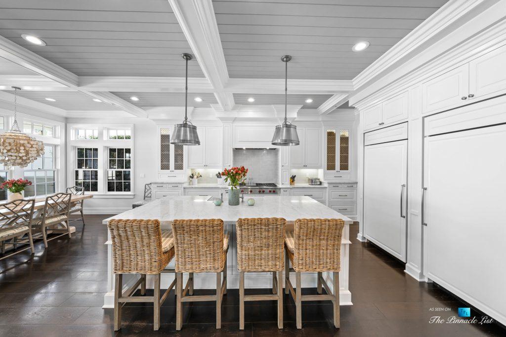 Authentic East Coast Cape Cod Style Home - 1412 Laurel Ave, Manhattan Beach, CA, USA - Kitchen