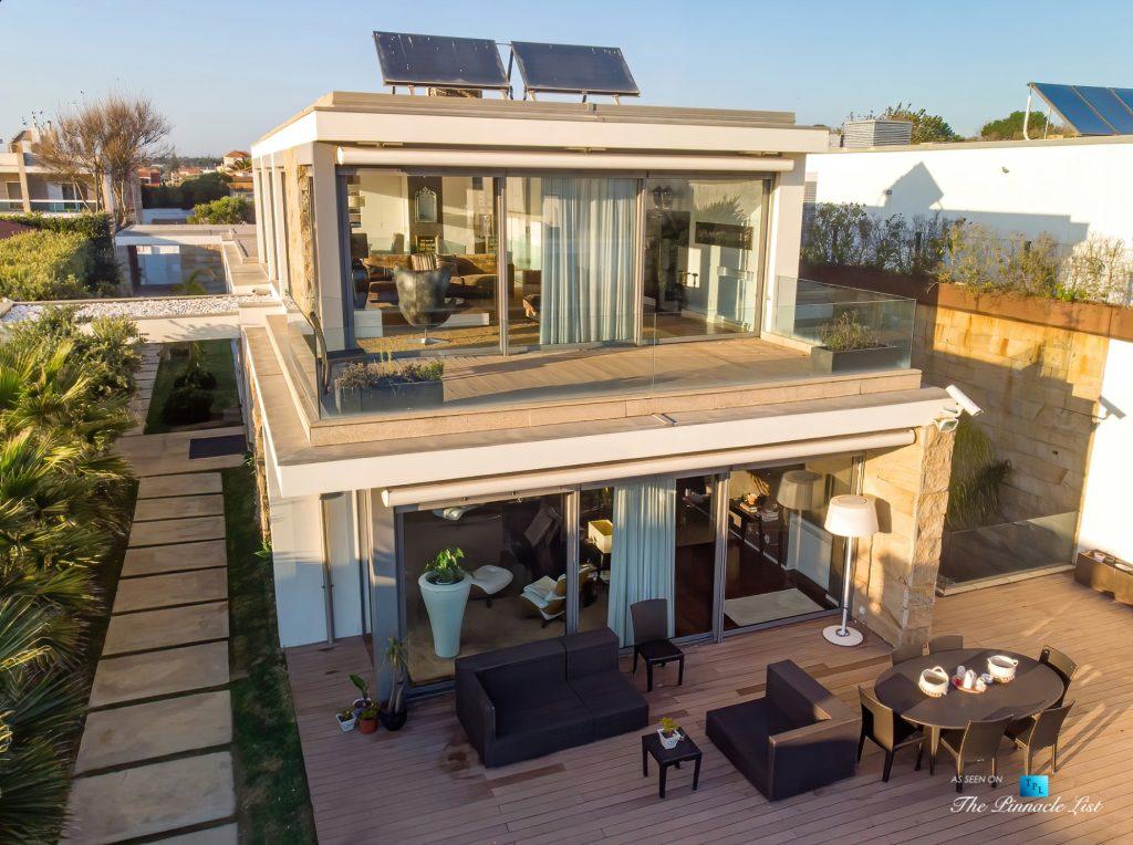 Francelos Beach T5 Luxury Villa - Vila Nova de Gaia, Porto, Portugal - Rear Exterior View