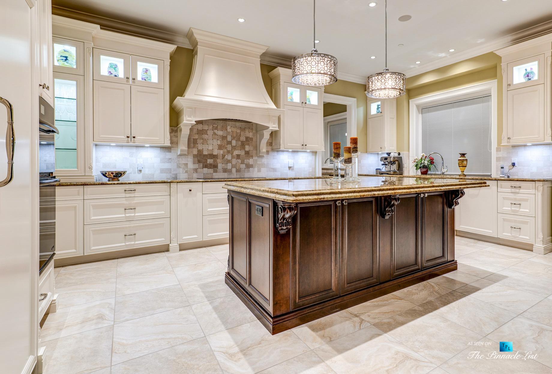 Pinnacle Ridge Luxury Estate – 2057 Ridge Mountain Dr, Anmore, BC, Canada – Kitchen