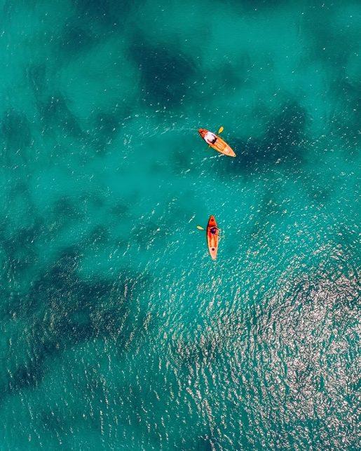 Amanyara Luxury Resort - Providenciales, Turks and Caicos Islands - Ocean Kayaking