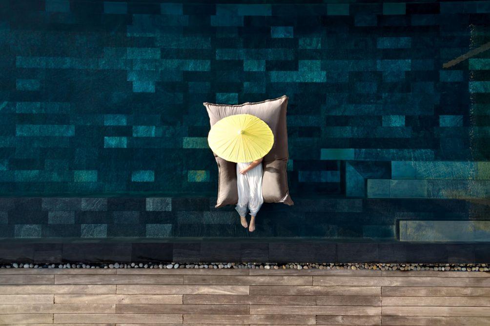 Cheval Blanc Randheli Luxury Resort - Noonu Atoll, Maldives - Pool Relaxation