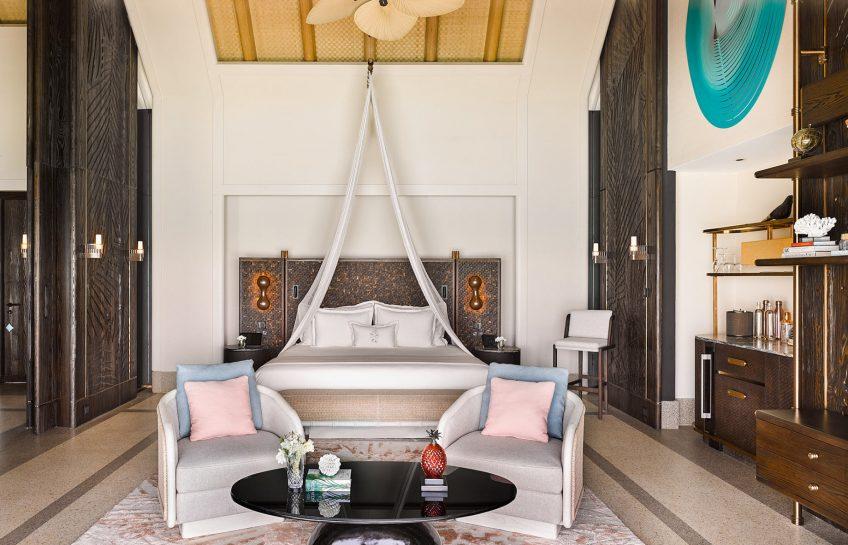 Joali Maldives Luxury Resort - Muravandhoo Island, Maldives - Water Villa Master Bedroom