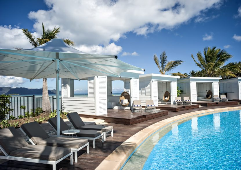 InterContinental Hayman Island Resort - Whitsunday Islands, Australia - Aqua Cabanas