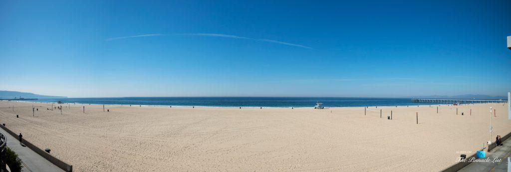 732 The Strand, Hermosa Beach, CA, USA - Beach Panorama