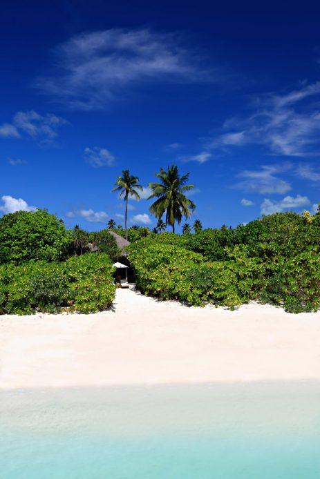 Six Senses Laamu Luxury Resort - Laamu Atoll, Maldives - Ocean Villa Beach