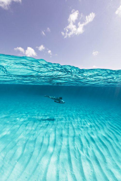 Amanyara Luxury Resort - Providenciales, Turks and Caicos Islands - Underwater Activities