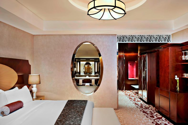 aThe St. Regis Tianjin Luxury Hotel - Tianjin, China - Deluxe Twin Room