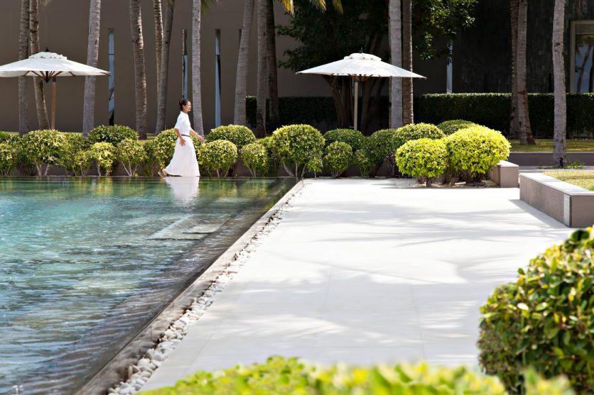 Cheval Blanc Randheli Luxury Resort - Noonu Atoll, Maldives - Pool Deck