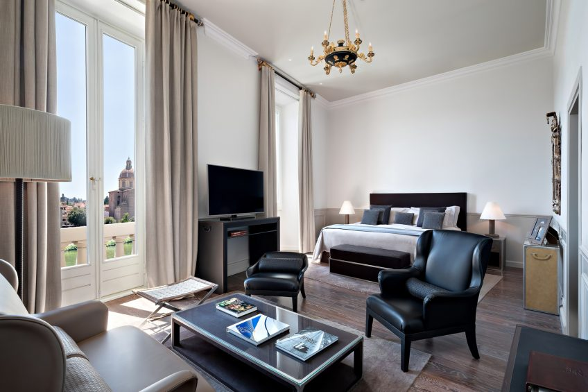 The St. Regis Florence Luxury Hotel - Florence, Italy - Bottega Veneta Suite