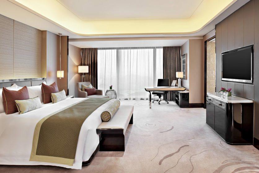 The St. Regis Shenzhen Luxury Hotel - Shenzhen, China - Fortune Guest Room Scenic View