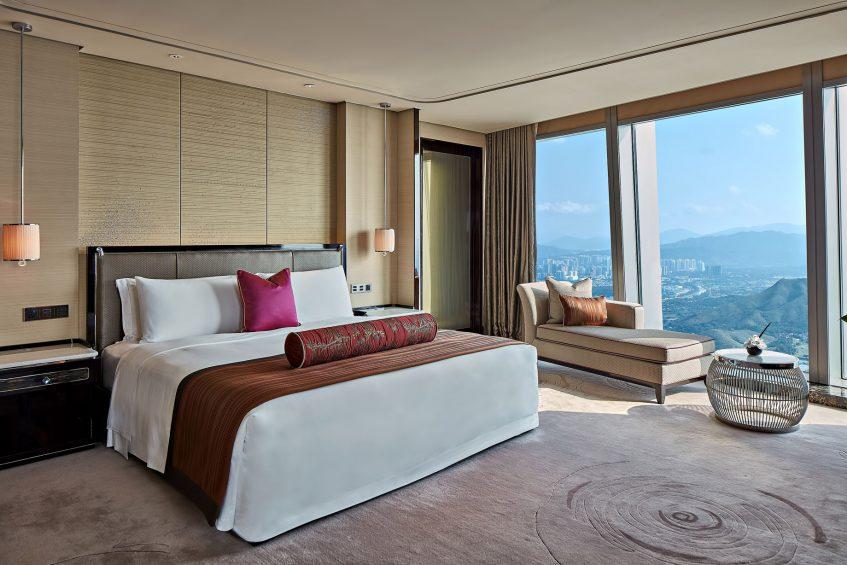 The St. Regis Shenzhen Luxury Hotel - Shenzhen, China - King Caroline Suite