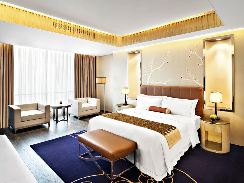 The St. Regis Tianjin Luxury Hotel - Tianjin, China - Govenor Suite
