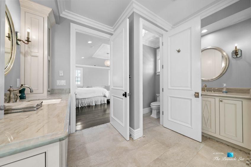 1412 Laurel Ave, Manhattan Beach, CA, USA - Master Bathroom and Bedroom
