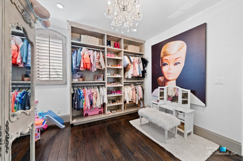 216 7th St, Manhattan Beach, CA, USA - Luxury Real Estate - Coastal Villa Home - Walk In Closet