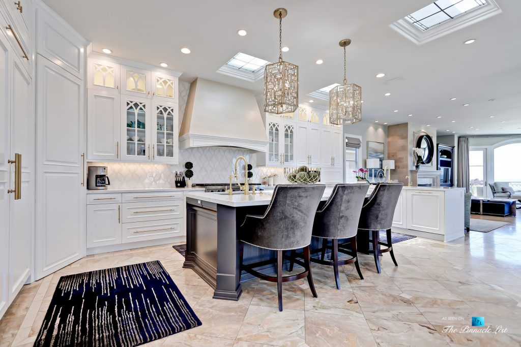 Ultimate California Luxury Living - 1920 The Strand, Manhattan Beach, CA, USA - Kitchen