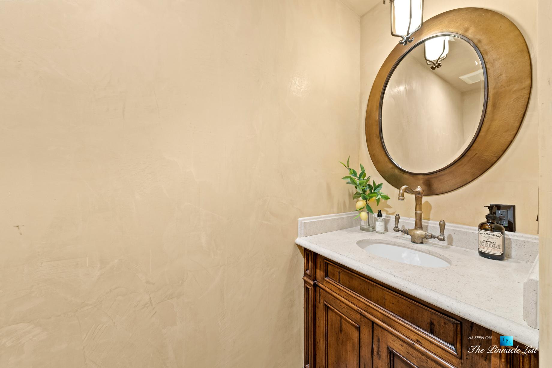 216 7th St, Manhattan Beach, CA, USA – Luxury Real Estate – Coastal Villa Home – Washroom