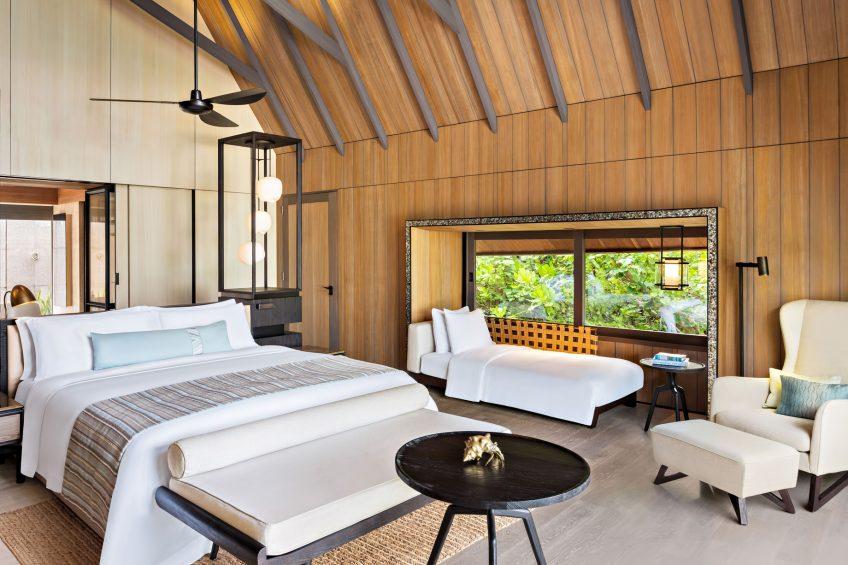 The St. Regis Maldives Vommuli Luxury Resort - Dhaalu Atoll, Maldives - King Beach Villa With Pool