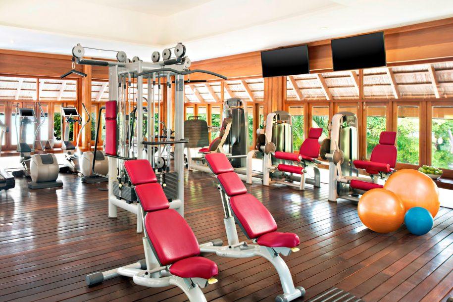 W Maldives Luxury Resort - Fesdu Island, Maldives - Fitness Center