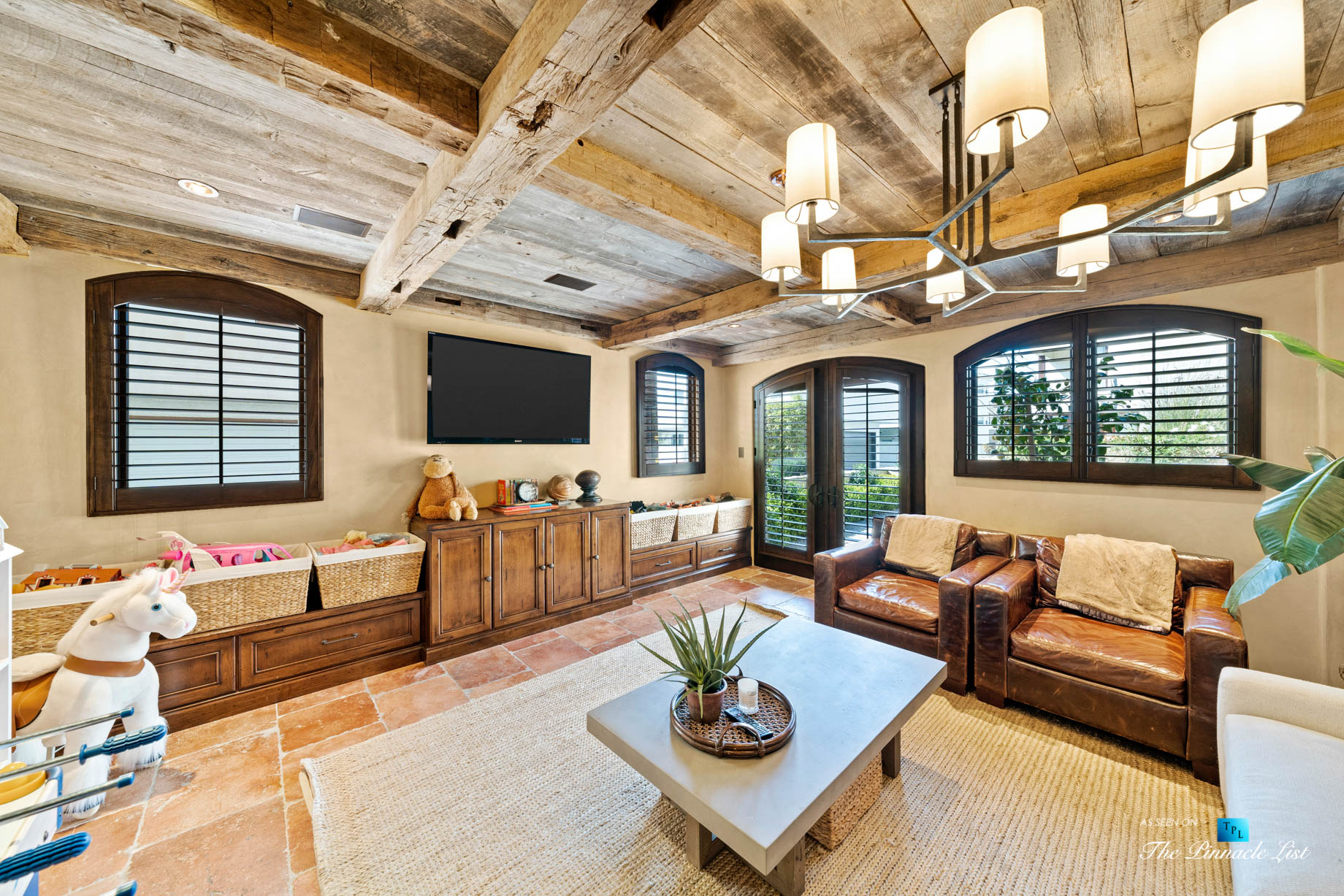 216 7th St, Manhattan Beach, CA, USA - Luxury Real Estate - Coastal Villa Home - Recreation Room
