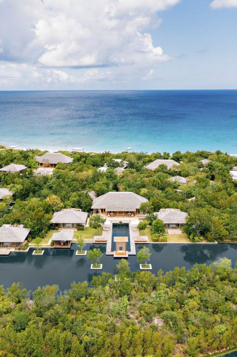 Amanyara Luxury Resort - Providenciales, Turks and Caicos Islands - 4 Bedroom Tranquility Villa