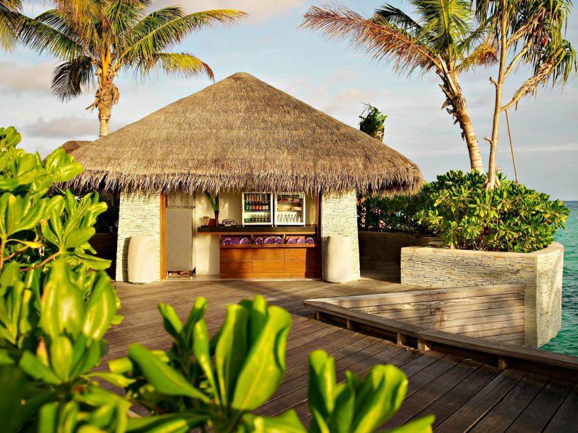 W Maldives Luxury Resort - Fesdu Island, Maldives - Cabana