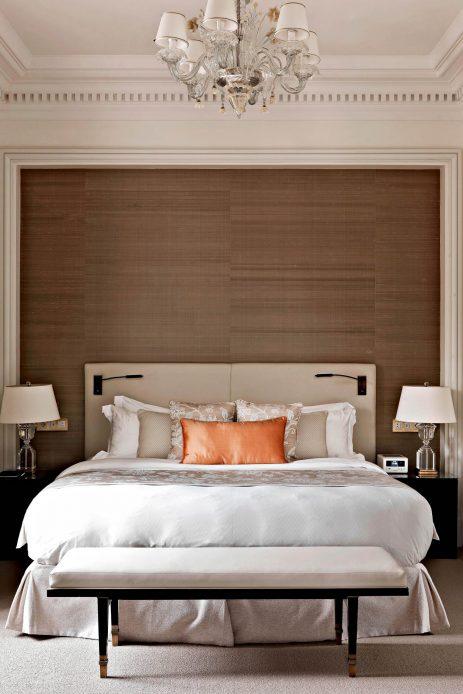 The St. Regis Rome Luxury Hotel - Rome, Italy - Astor Suite Bedroom