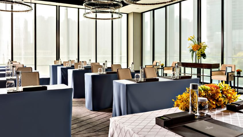 Regent Shanghai Pudong Luxury Hotel - Shanghai, China - Meeting Room