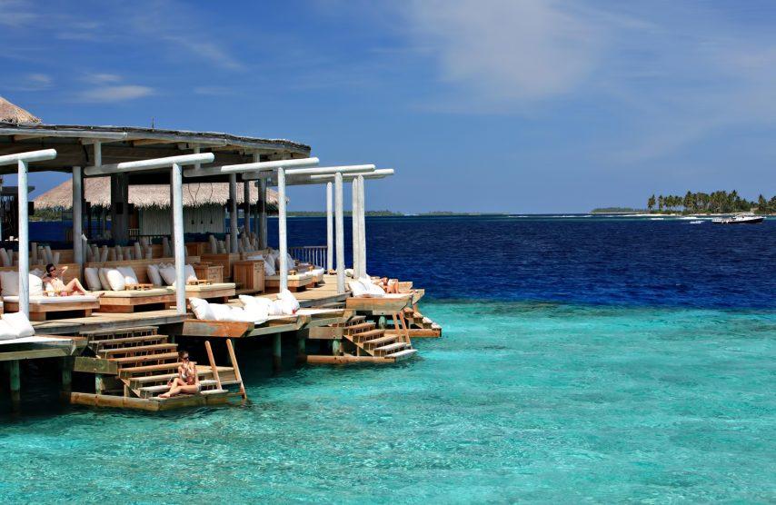 Six Senses Laamu Luxury Resort - Laamu Atoll, Maldives - Chill Bar