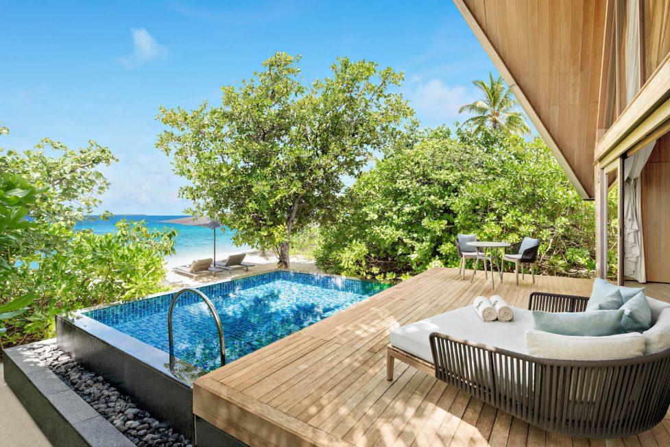 The St. Regis Maldives Vommuli Luxury Resort - Dhaalu Atoll, Maldives - Beach Villa With Pool
