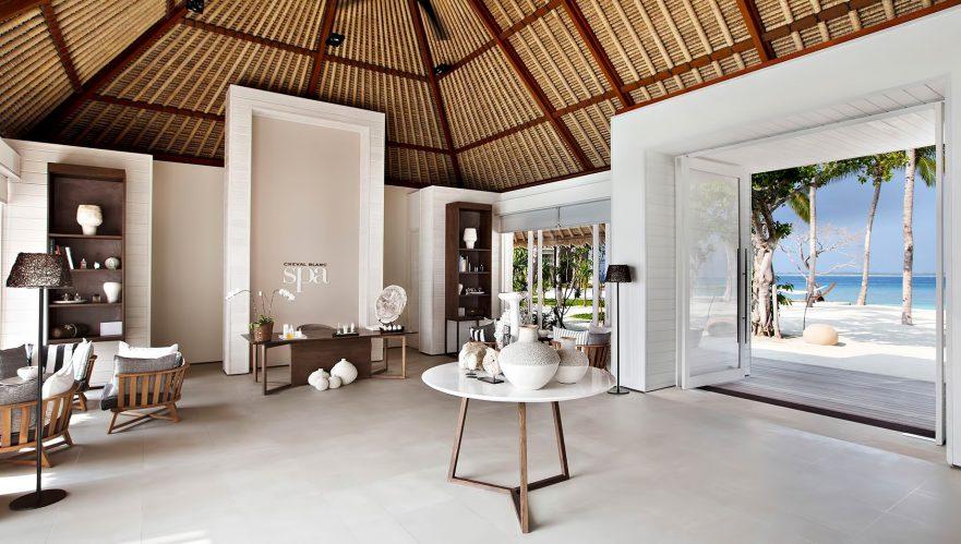 Cheval Blanc Randheli Luxury Resort - Noonu Atoll, Maldives - Spa