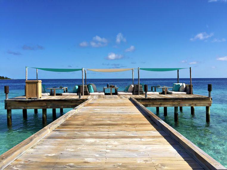 Six Senses Laamu Luxury Resort - Laamu Atoll, Maldives - Overwater Dining
