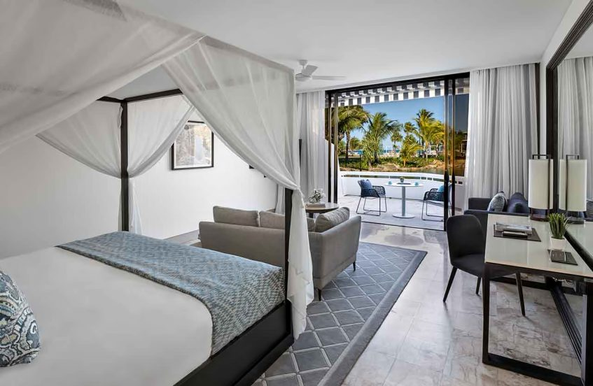 InterContinental Hayman Island Resort - Whitsunday Islands, Australia - Lagoon Ocean View King Bedroom