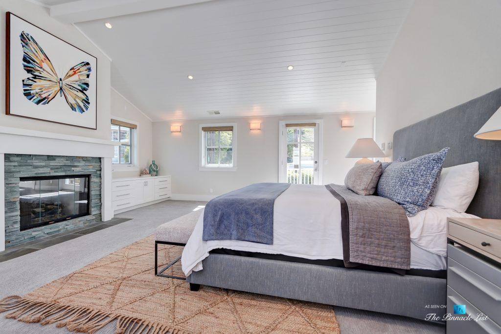 Tree Section Modern Farmhouse - 570 27th Street, Manhattan Beach, CA, USA - Master Bedroom