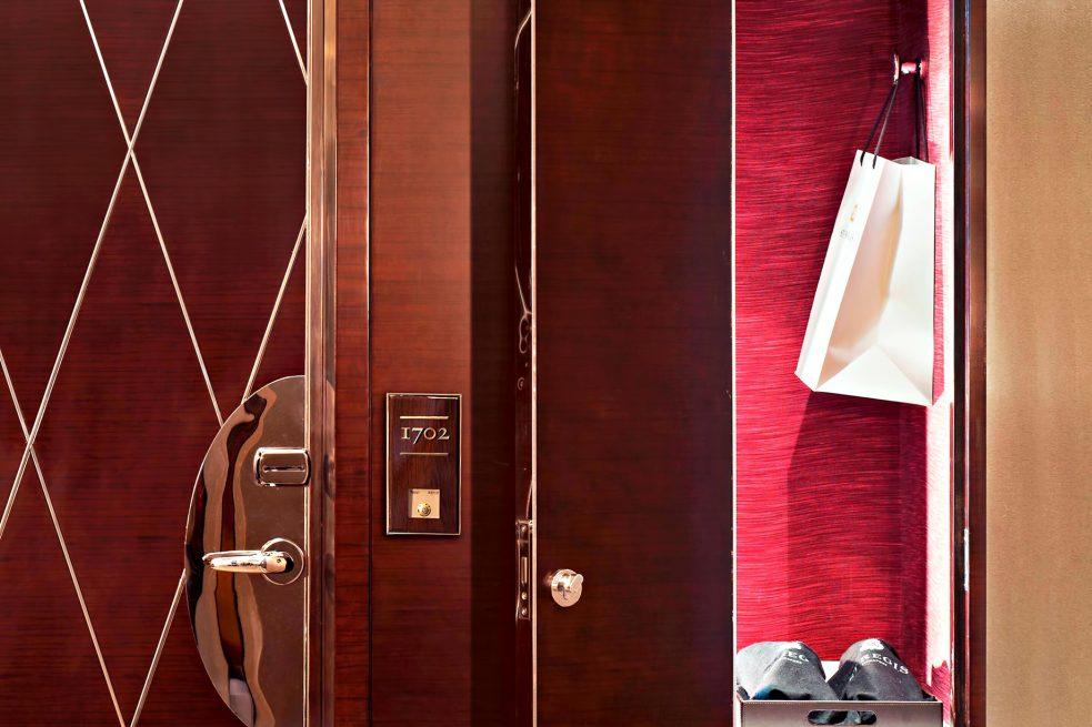 The St. Regis Tianjin Luxury Hotel - Tianjin, China - Butler Service Box