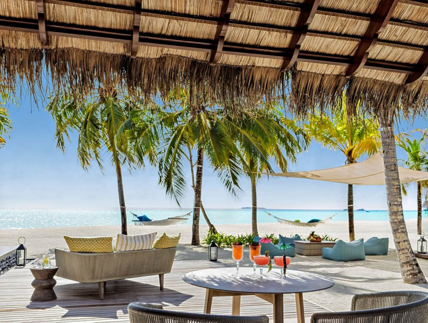 One&Only Reethi Rah Luxury Resort - North Male Atoll, Maldives - Two Villa Residence Oceanview Deck