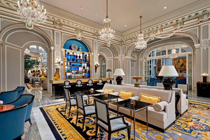 The St. Regis Rome Luxury Hotel - Rome, Italy - Lounge