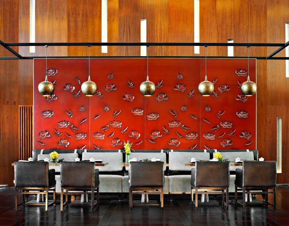 The St. Regis Tianjin Luxury Hotel - Tianjin, China - Yan Ting Restaurant
