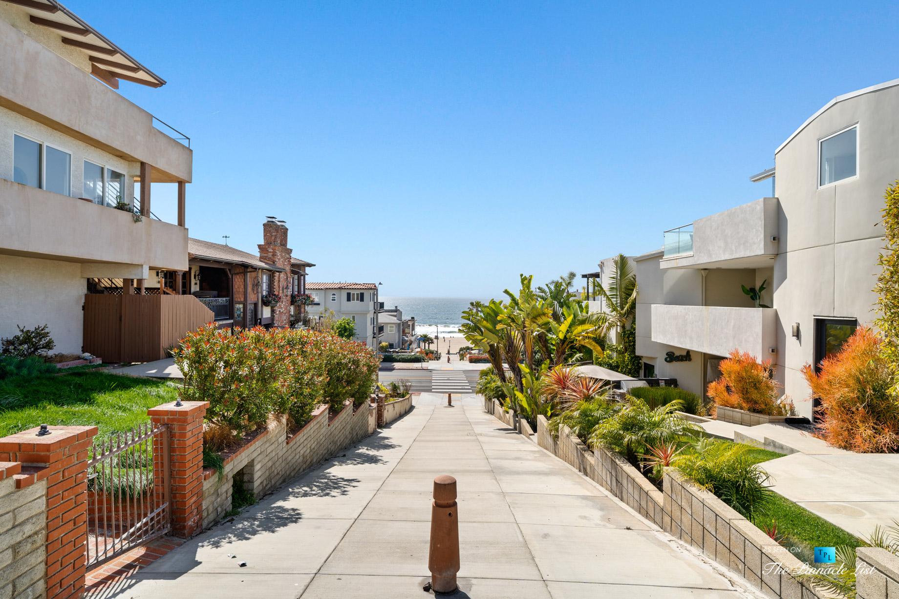 216 7th St, Manhattan Beach, CA, USA – Luxury Real Estate – Coastal Villa Home – Beach Path