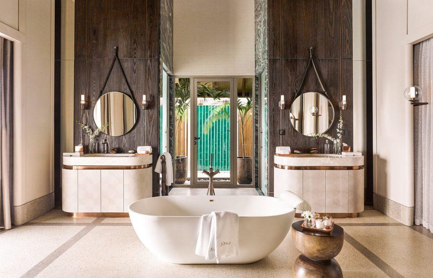 Joali Maldives Luxury Resort - Muravandhoo Island, Maldives - Beachfront Villa Master Bathroom
