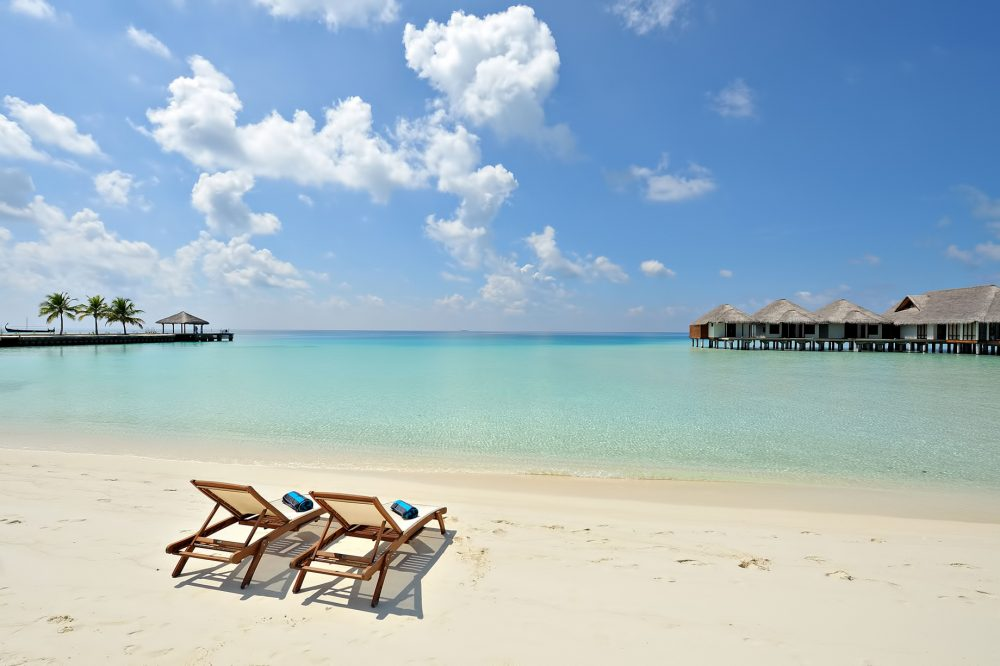 Velassaru Maldives Luxury Resort – South Male Atoll, Maldives - Beach Chairs