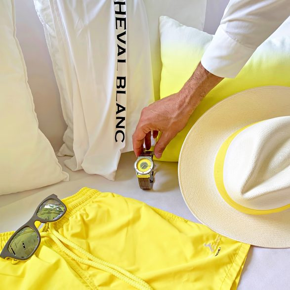Cheval Blanc Randheli Luxury Resort - Noonu Atoll, Maldives - Signature Branding