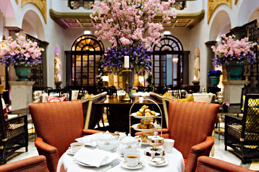 The St. Regis Florence Luxury Hotel - Florence, Italy - Afternoon Tea Ritual