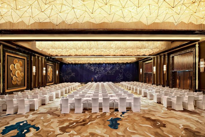 The St. Regis Shenzhen Luxury Hotel - Shenzhen, China - Conference Room