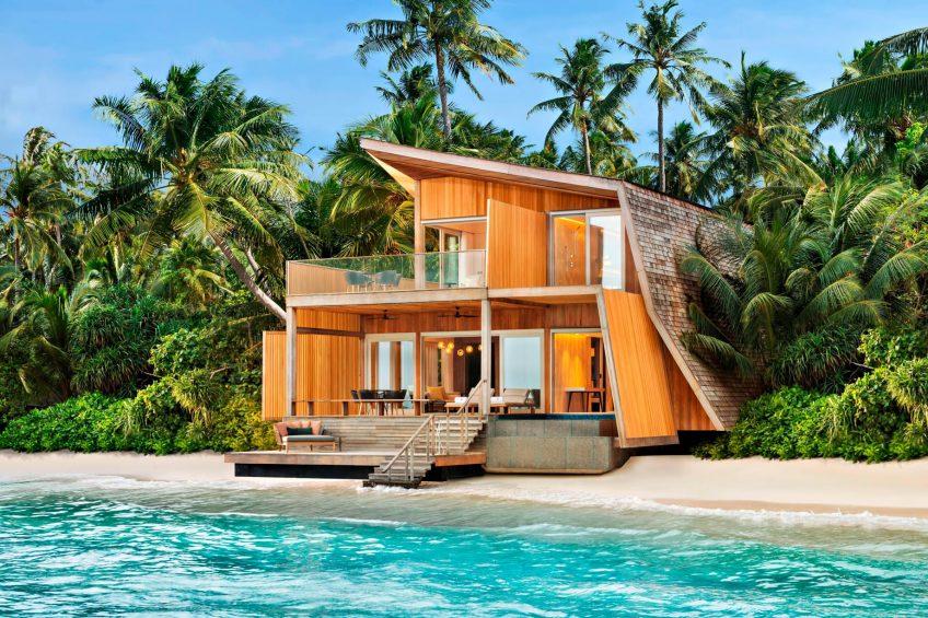 The St. Regis Maldives Vommuli Luxury Resort - Dhaalu Atoll, Maldives - Two Bedroom Beach Villa